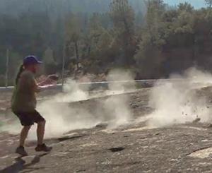 Yosemite-fracture
