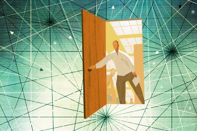 matrix-door