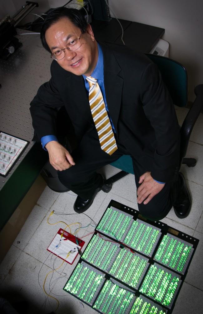 Zhong Lin Wang - Georgia Tech