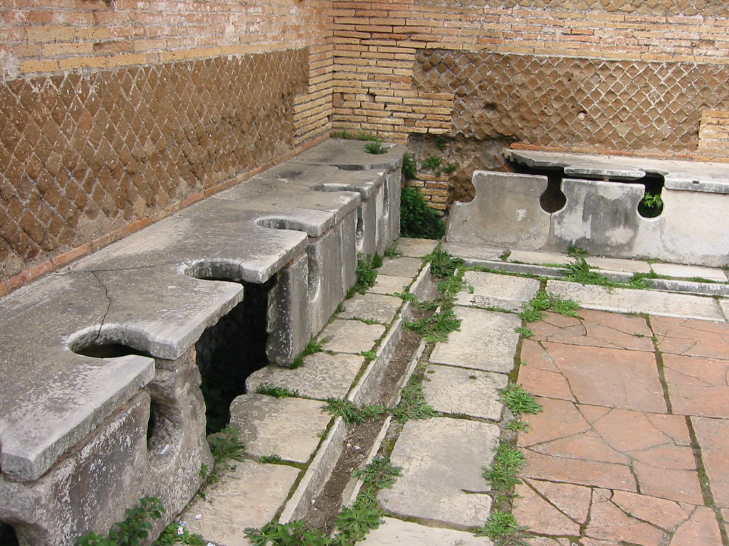 What the Earliest Toilets Say About How Human Civilization Has Evolved