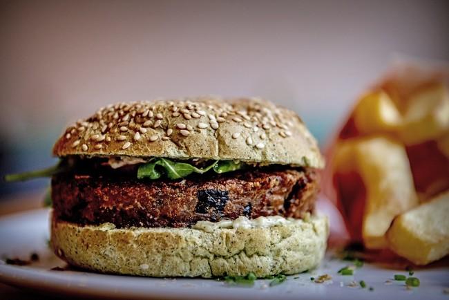 Dutch Weed Burger - Robin Utrecht
