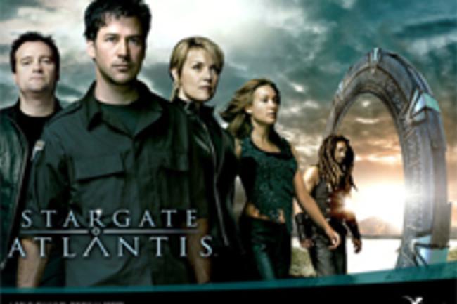 Stargate Atlantis - SciFi