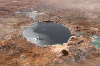 Jezero Crater: A Closer Look at the Perseverance Rover's Landing Site