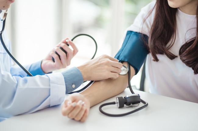 Alzheimer's Blood Pressure