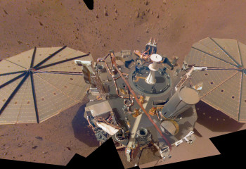 The Mars Insight Rover Is Finishing Its First Full Year on the Red Planet