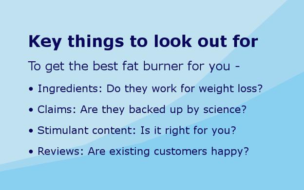 Fat Burners for Women 7