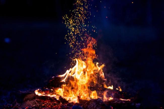 Fire - Shutterstock