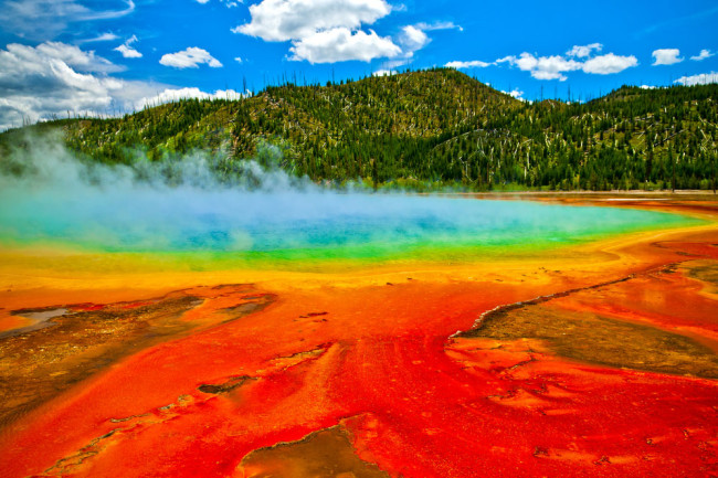 Yellowstone National Park - Shutterstock