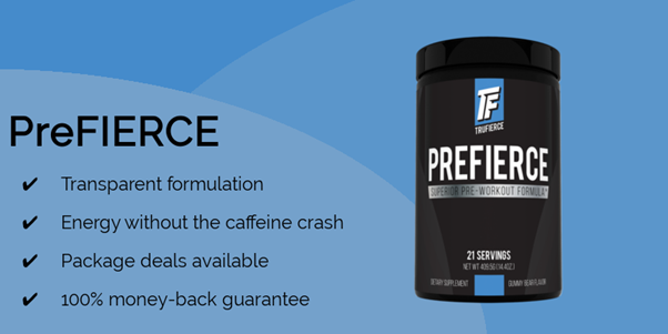 Pre-Workout Supplements 3