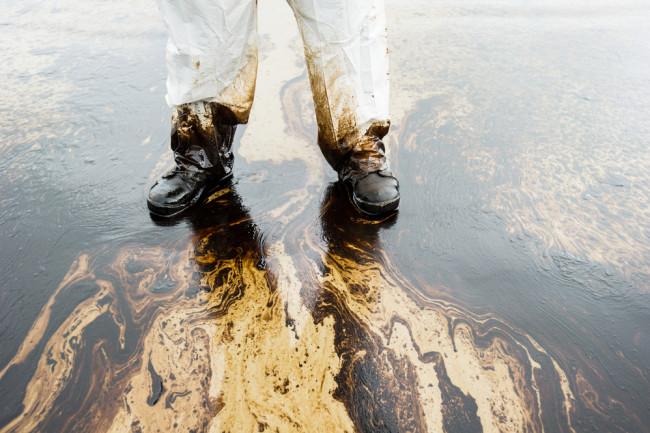 Oil Spill - Shutterstock