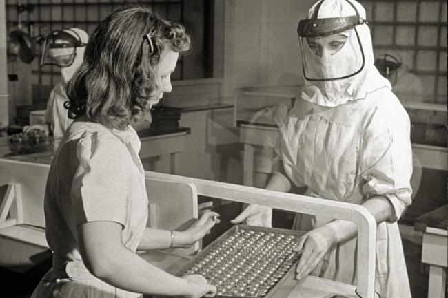 antibiotic researchers