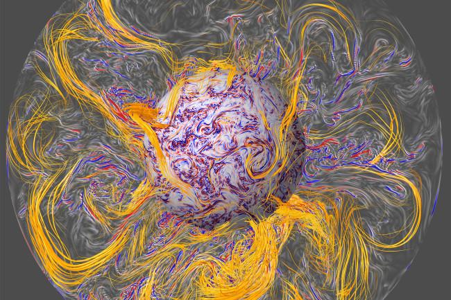 Geomagnetic Jerks - Aubert et al