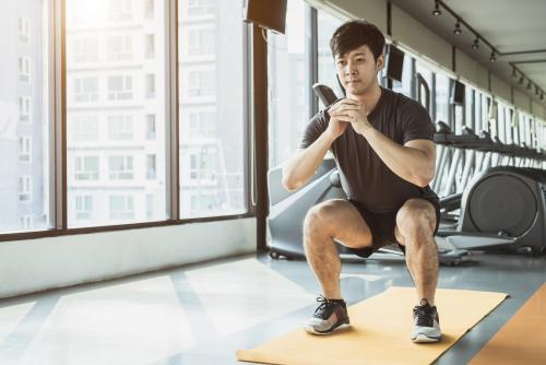 Squat, Exercise, Gym, Fitness - Shutterstock