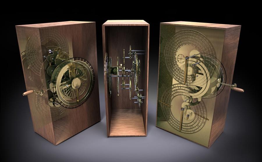 Antikythera mechanism - Science Source