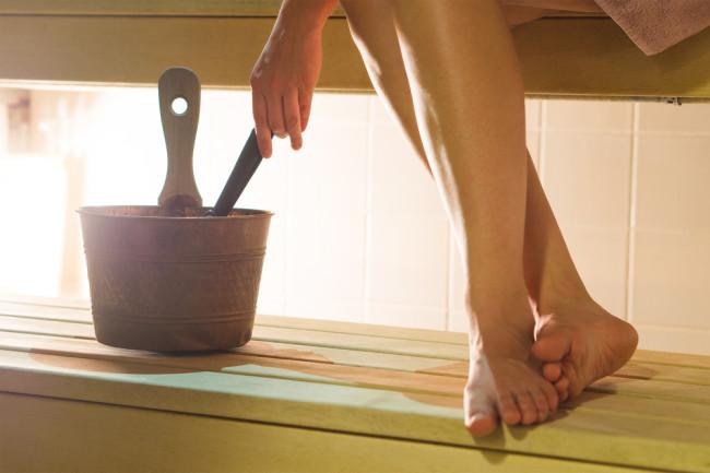 Sauna - Shutterstock