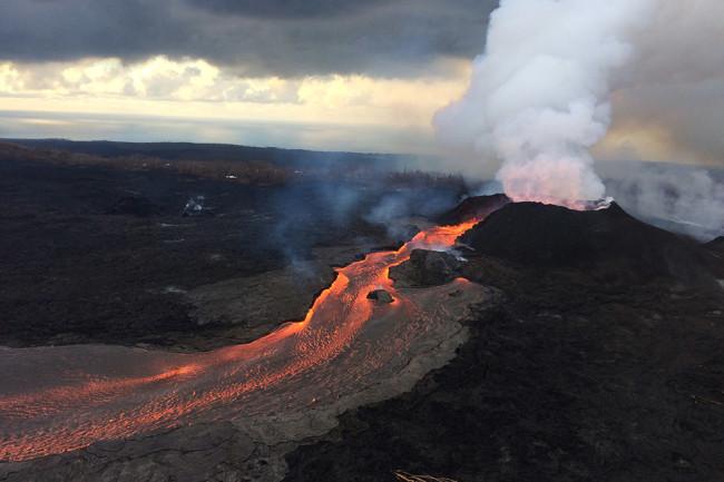 Fissure 8 on Kilauea - USGS