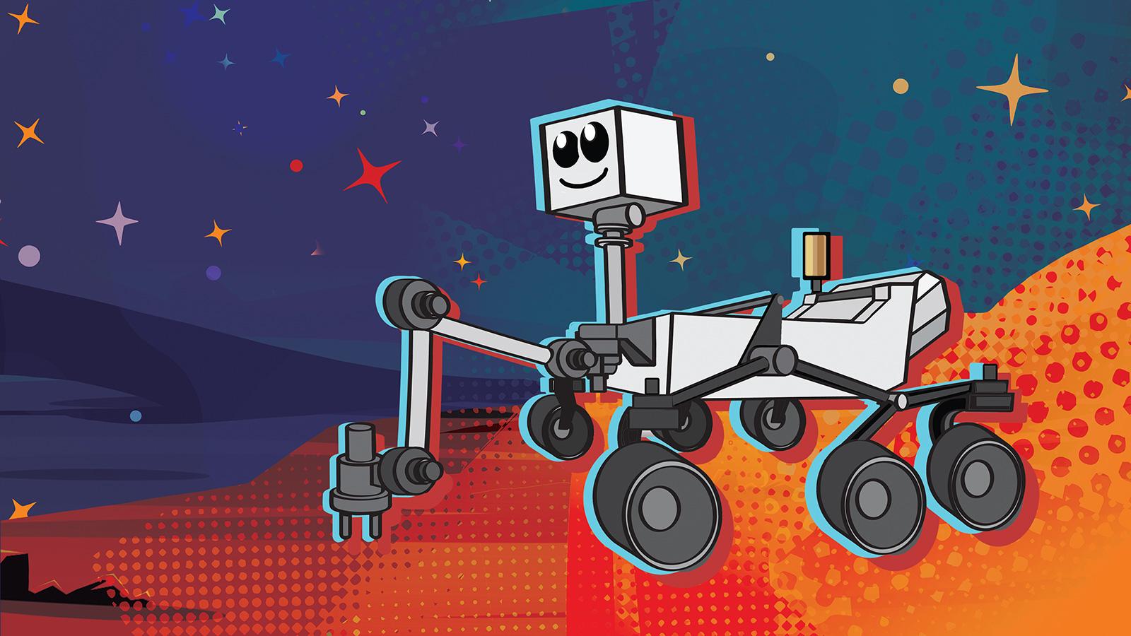 NASA Wants Your Help Naming Its Mars 2020 Rover