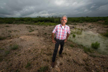 Borderland Rebellion: One Texas Naturalist Takes Conservation Into His Own Hands