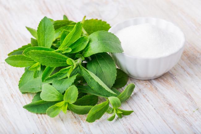Stevia Leaves - Shutterstock
