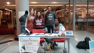 Citizen Science Club NC State