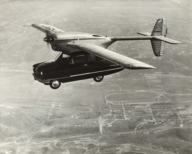 Flying Car, Convair Model 118 - Aviation-images.com