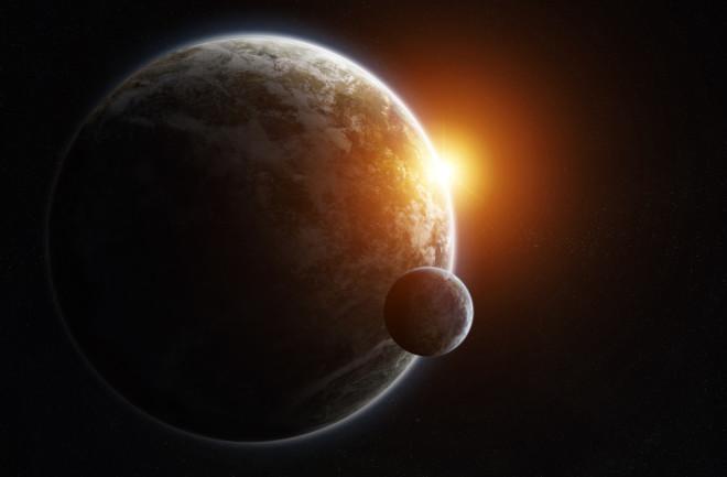 exoplanet - shutterstock 1052532938