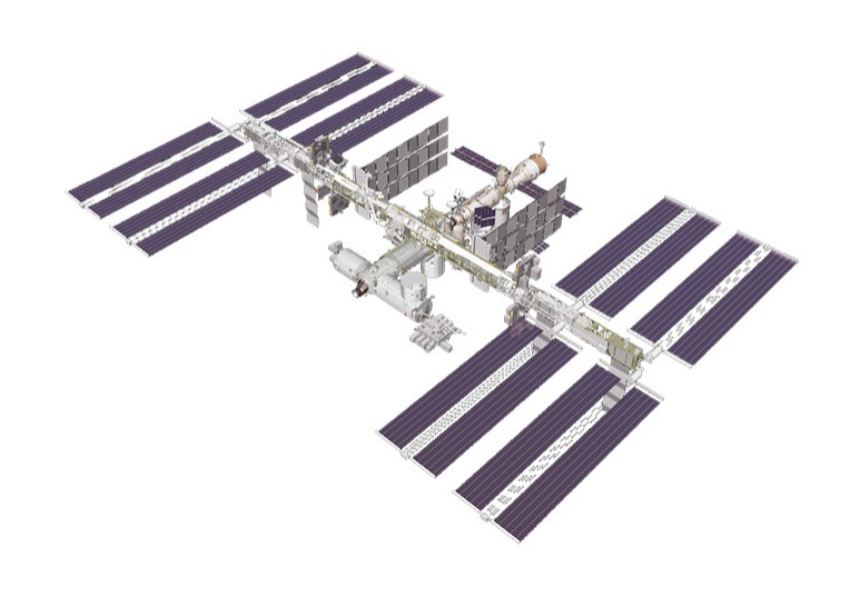 DSC-FL0719 09 International Space Station