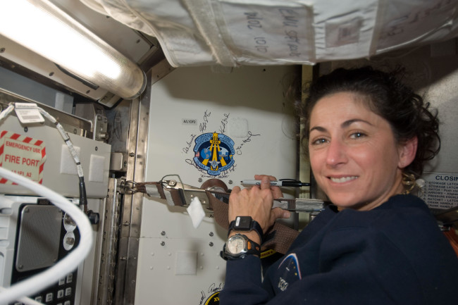 The US Return to Flight: Perspective from NASA Astronaut Nicole Stott