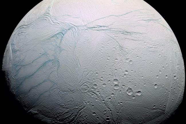 EnceladusTigerStripes Cassini