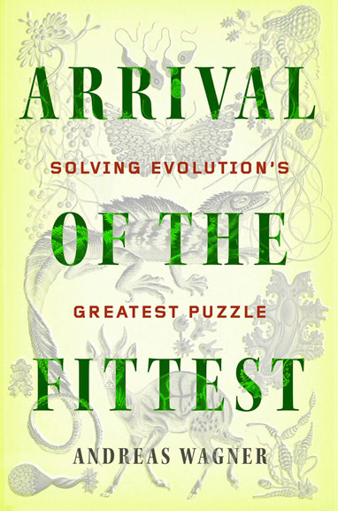 Arrival of the Fittest - book cover