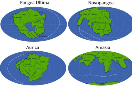 The Next Pangea: What Earth's Future Supercontinent Will Look Like