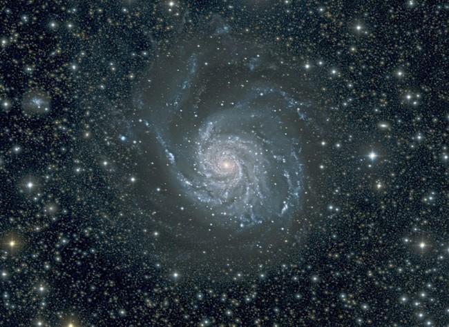 Dim Galaxy
