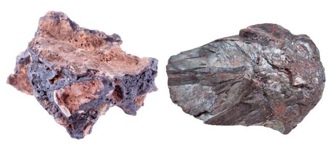 goethite-hematite