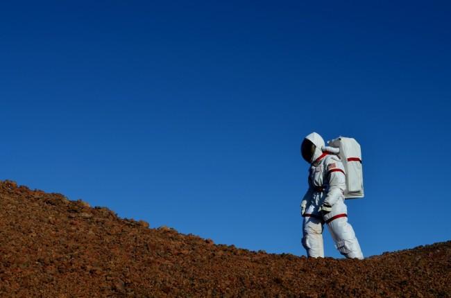 Yajaira Sierra-Sastre, HI-SEAS Mars, Hawaii - HI-SEAS/Sian Proctor