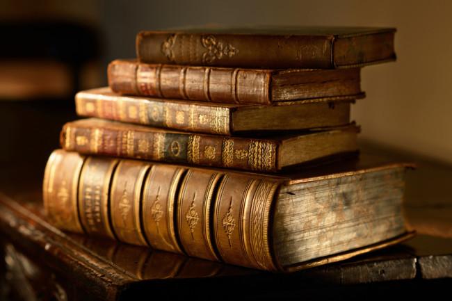 Old Books - Shutterstock
