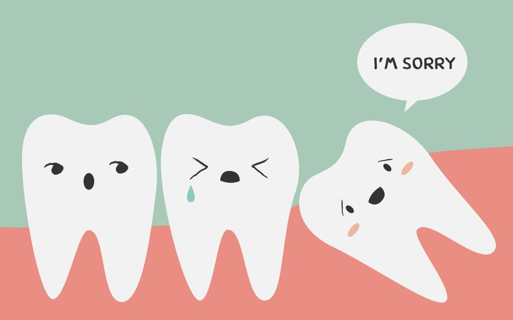 Why Do Humans Have Wisdom Teeth That Need to Be Removed?