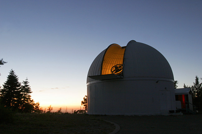 Catalina Sky Survey telescope - Catalina Sky Survey/University of Arizona