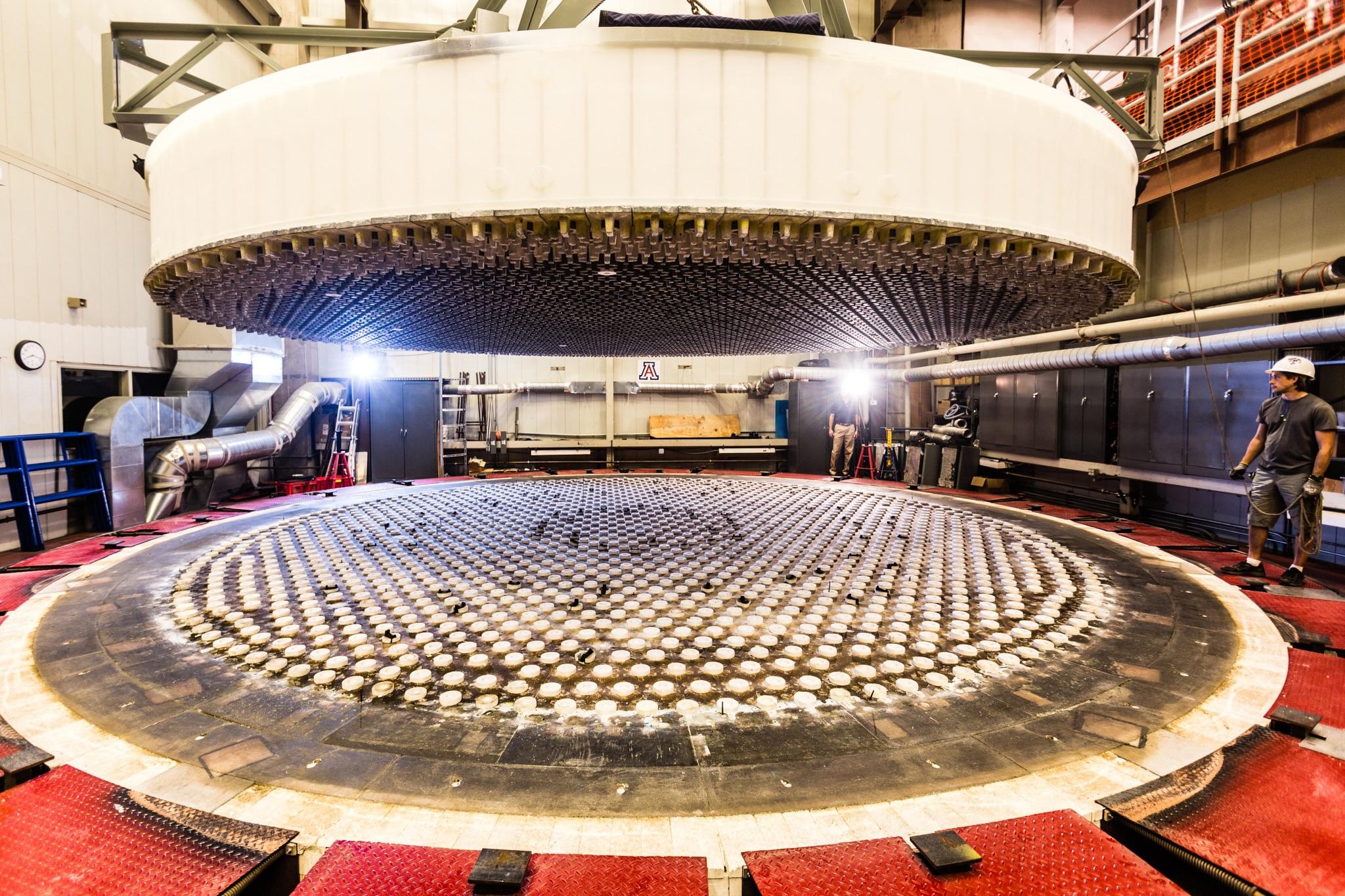 DSC-FT1119 04 mirror production for Giant Magellan Telescope