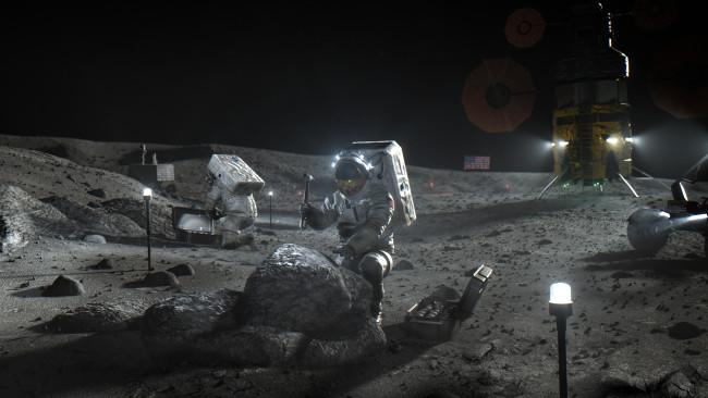 human landing system blue origin blue moon