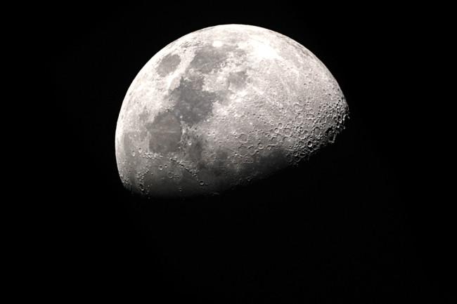 Moon - Shutterstock