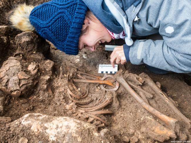 Researcher at Motza - Israel Antiquities Authority