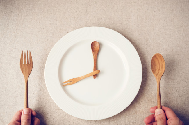 Intermittent Fasting - Shutterstock