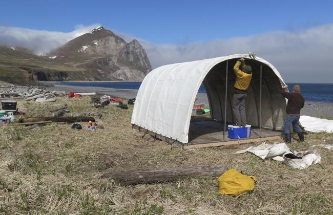 Camp - MARCH/APRIL