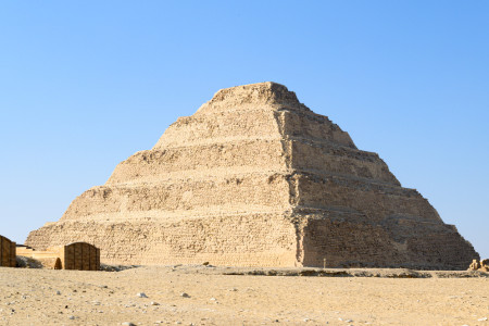 The Pyramid of Djoser: The World's Oldest Pyramid Is Often Overshadowed