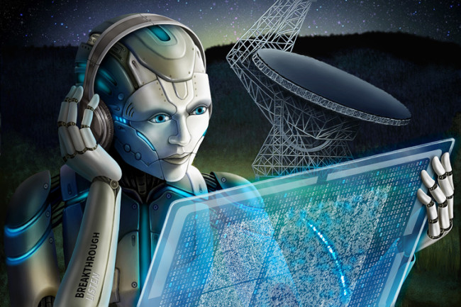 AI helps SETI detect alien signals through breakthrough listen initiative