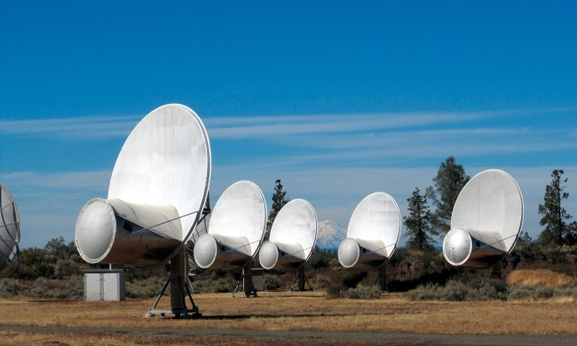 allen telescope array california
