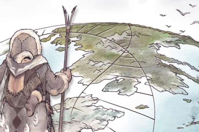 Arctic Migrations - Kerttu Majander & Michelle O'Reilly