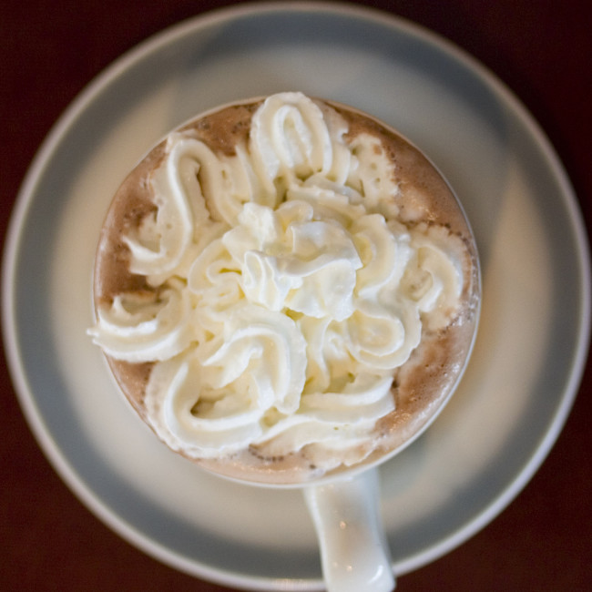 Hot chocolate Flickr