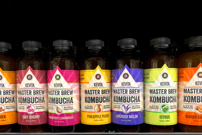 kombucha store - shutterstock