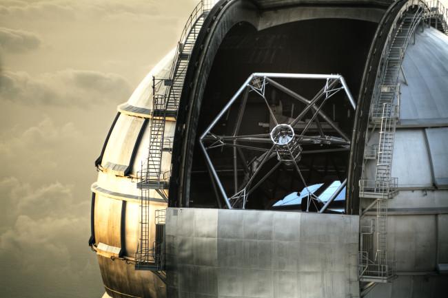 Gran Telescopio Canarias - Instituto de Astrofísica de Canarias
